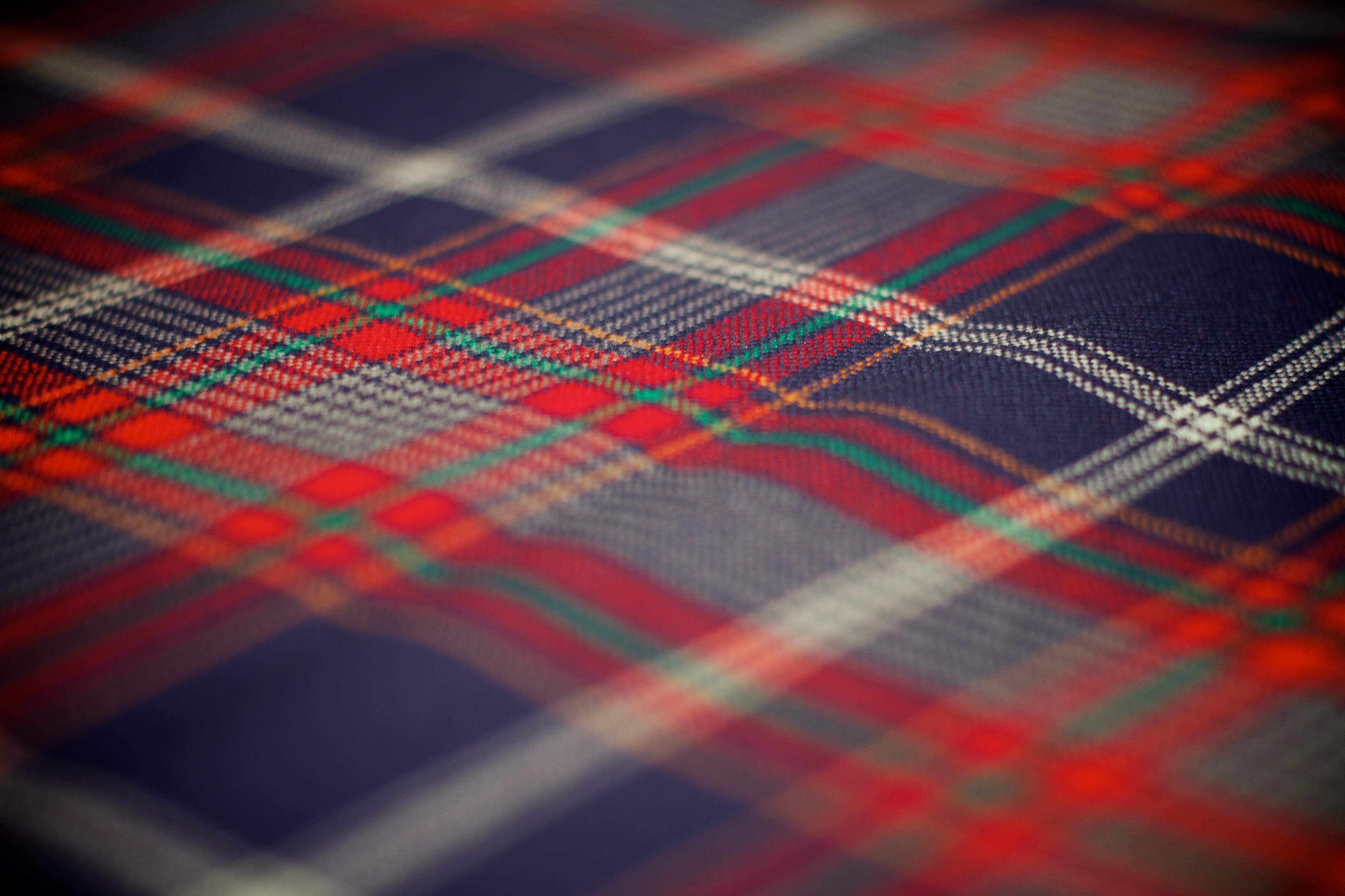 The Official Tartan Of The New York Tartan Day Parade