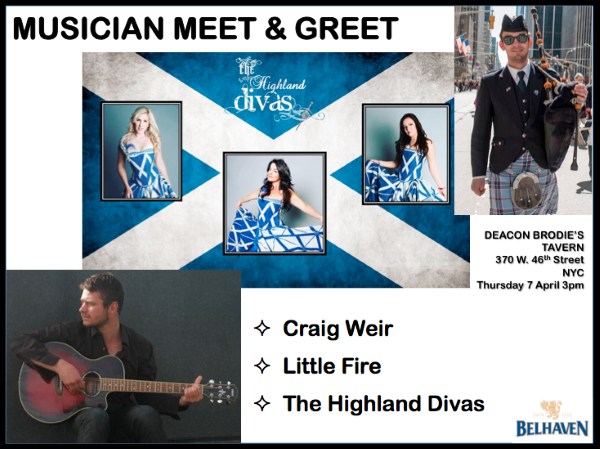 meet and greets in nyc 2016 events