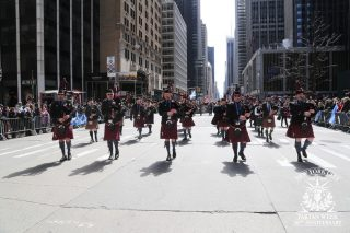 Happy Halfway to Tartan Day! We're so excited to see you in person for Tartan Day 2022! Register to march in the NYC Tartan Day Parade by following the link in our bio. #nyctw