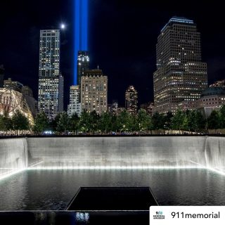 Never Forget #september11 #nyc