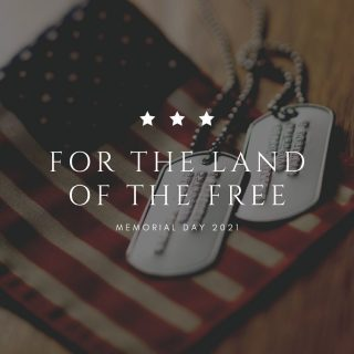 Freedom and Bravery - fierce ideals that are shared both in the US and Scotland. Today we honor those who served our country, many of Scottish descent, and remember those who made the ultimate sacrifice. We are the land of the free because of the brave. #memorialday #givingthanks #freedom