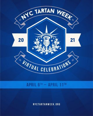 ONE WEEK FROM TODAY! Join us on April 6 as we kick off our 23rd Annual New York City Tartan Week. NYCTW hosts a virtual worldwide celebration of Scottish culture and heritage through music, dance, panel discussions, and more. Check out the lineup of events by following the link in our bio, which continues to be updated with more Scottish fun than you can handle! #nyctw