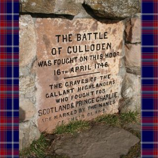 """The Battle of Culloden not only changed the Scottish Highland way of life forever, but its aftermath was immensely influential in the shaping of the diasporan identity and pride.""   Today marks the 275th year since the historic Battle of Culloden. Click on the link in our bio to read more about its impact and significance."